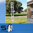 If you're looking for a super versatile mast for portable DX/field ops in the Oceania region then be sure to check out the product range from NBS Antennas and Masts. […]