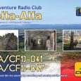 Please see below the magnificent QSL design for14DA/CF13-041 Châteaux Bas and14DA/CF13-047 Châteaux Virant. Designed and printed bySP5ADX Radek ofCool QSLon the highest qualitydeluxebusiness paper, this outstanding full colour QSL carddepicts […]