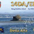 Please see below the terrific QSL card design for14DA/EBI1Etang Bastidou Island, an exciting IWI dx adventure undertaken by former DA-RC member14DA051 Chris. Designed and printed by LZ1YEon high qualitydeluxebusiness paper, […]