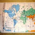 A terrific shack DX-cessory for amateur radio, eleven meter, citizens band and short wave enthusiasts is theICOMZone Map of the World. This double-sided map lists CQ and ITU Zones, as […]