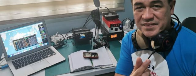 From the western Pacific Ocean's earthquake capital, Marikina City in the Philippines, we introduce to you 79DA123 Mark who connects with our club in October 2021. Known previously on-air as […]
