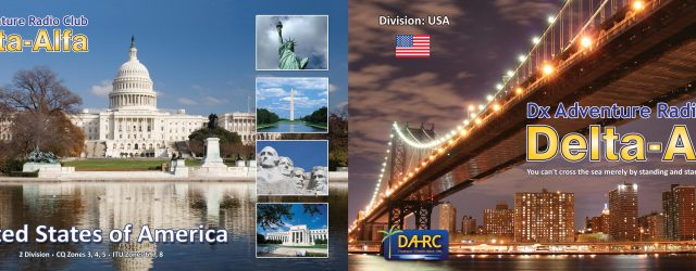 From the south-central region of the United States of America (USA), the Dx Adventure Radio Club (DA-RC) is delighted to introduce to you 2DA737 Tate who connects with our club […]